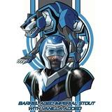 J. Wakefield Adjunctron Project: Blue Lion beer