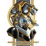 J. Wakefield Adjunctron Project: Yellow Lion beer