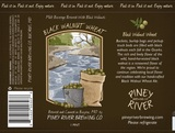 Piney River Black Walnut Wheat beer