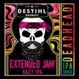 DESTIHL Deadhead IPA Series: Extended Jam Hazy IPA beer