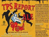 Trinity TPS Report Ale Beer