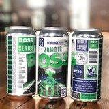 Newburgh/KCBC Zombie Boss beer