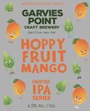 Garvies Point Hoppy Fruit Mango beer