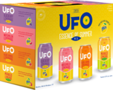Harpoon UFO / Polar Essence of Summer Mix beer