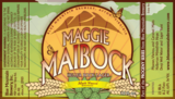 Blue Mountain Maggie Maibock beer