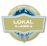 Icicle Lokal Lager beer