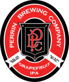 Perrin Grapefruit IPA Beer