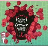 Saugatuck Cotton Mouth Crusher Raspberry beer