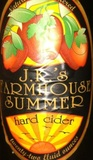 J.K.'s Scrumpy Farmhouse Summer Cider beer