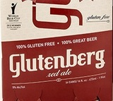 Glutenberg Red Ale beer
