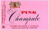 Champale Pink beer