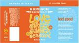 Karbach Love Street beer