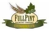 Full Pint Imperial Rye Stout beer