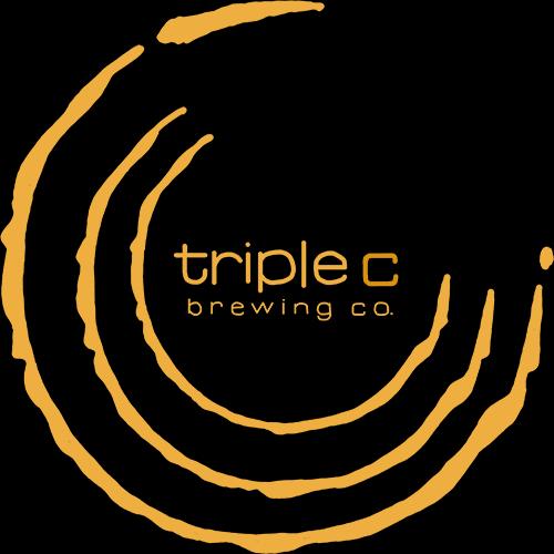 Triple C Hyzer Hefeweizen beer Label Full Size