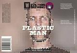 Evil Twin/Westbrook/Local Option Plastic Man beer