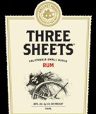 Ballast Point Three Sheets Rum beer