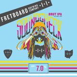 Fretboard Sound Check beer