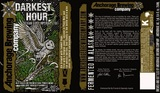 Anchorage Darkest Hour Beer