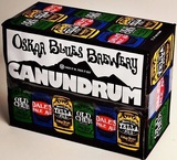 Oskar Blues Canundrum Beer
