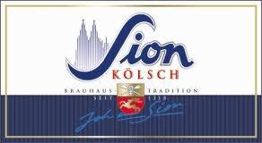 Sion Kölsch beer Label Full Size