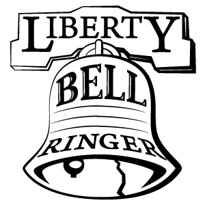Victory Liberty Bell Ringer Double IPA beer Label Full Size