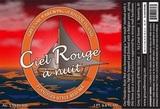 Grey Sail Ciel Rouge A Nuit beer