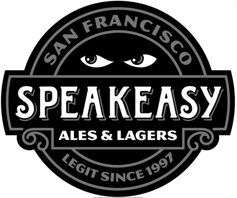 Speakeasy The Accomplice beer Label Full Size