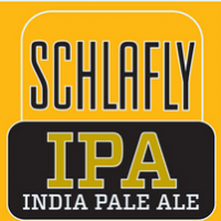 Schlafly IPA beer Label Full Size
