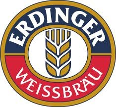 Erdinger Weissbier beer Label Full Size