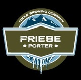 Icicle Priebe Porter beer