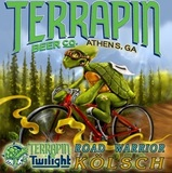 Terrapin Road Warrior Kolsch beer