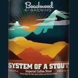 Beachwood System Of A Stout beer