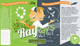 Center of the Universe Ray Ray's Pale Ale Beer