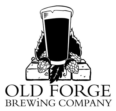 Old Forge Paradise Pilsner beer Label Full Size