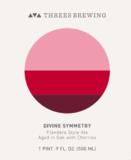 Threes Divine Symmetry beer