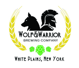 Wolf & Warrior Empire Stouts Back beer