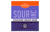 New Holland Sour Inc: Concord Grape Gose beer