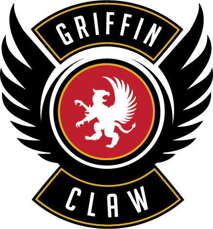 Griffin Claw Bourbon Imperial Stout beer Label Full Size