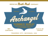North Peak Archangel beer