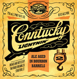 Two Roads Conntucky Lightnin' Beer