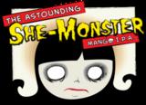 Spring House The Astounding She Monster Mango IPA Beer