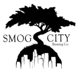 Smog City Amarilla Gorilla beer