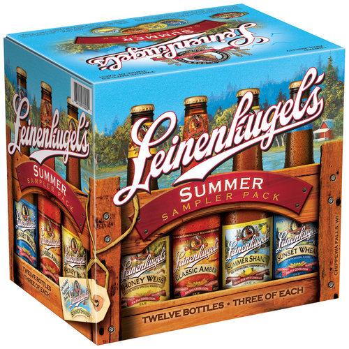 Leinenkugels Shandy Variety Pack beer Label Full Size