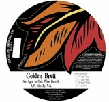 Allagash Golden Brett Beer