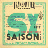 Transmitter S10 Spruce Tip Saison beer