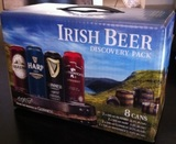 Guinness Irish Discovery Pack beer