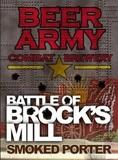 Beer Army Battle Of Brock's Mill beer