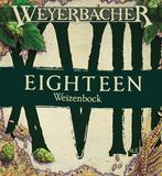 Weyerbacher 18th Anniversary Weizenbock (hand pump) beer