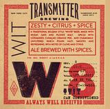 Transmitter W8 Wit Beer beer