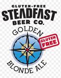 Steadfast Golden Blonde beer